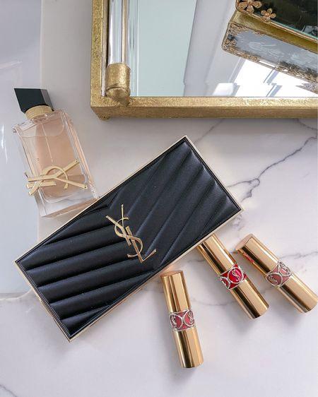 http://liketk.it/3hlfx #liketkit @liketoknow.it #LTKDay makeup, LTK day, LTK sale, Emily Ann Gemma, Yves saint Laurent makeup, perfume, lipstick, eye shadow