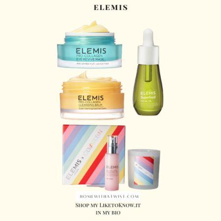 Elemis on sale with LTK Day sale! http://liketk.it/3hjwZ #liketkit @liketoknow.it #LTKDay #LTKbeauty #LTKunder100