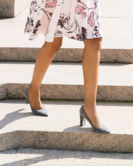 Getting ready to transition your wardrobe to fall? Our Katie pump is a great place to start! Shop this style at #Zappos. http://liketk.it/2p3Xp @liketoknow.it #liketkit #WearITtoWork