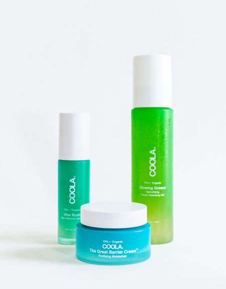 This year, COOLA made the jump from sun care to skin care with six new products that help protect the skin's barrier.   #LTKunder50 #LTKbeauty