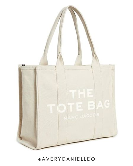 A classic, timeless tote to go with your neutral wardrobe this fall. 🤍 Marc Jacob's The Tote Bag  #LTKstyletip #LTKfit #LTKitbag