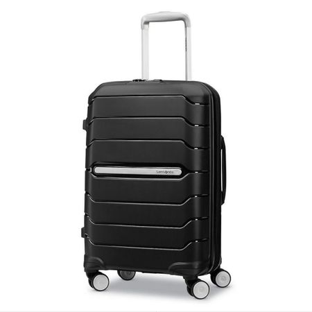 Hard side luggage / rolling suitcase on sale http://liketk.it/3hA0c #liketkit @liketoknow.it #LTKtravel