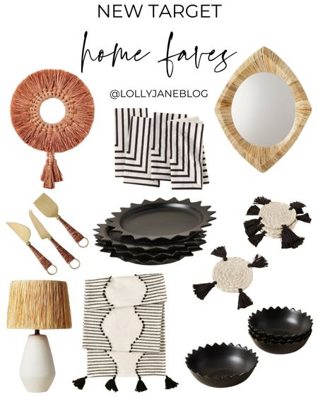 New Target home faves!  Lolly Jane Blog | #LollyJaneBlog   #LTKunder100 #LTKhome #LTKunder50