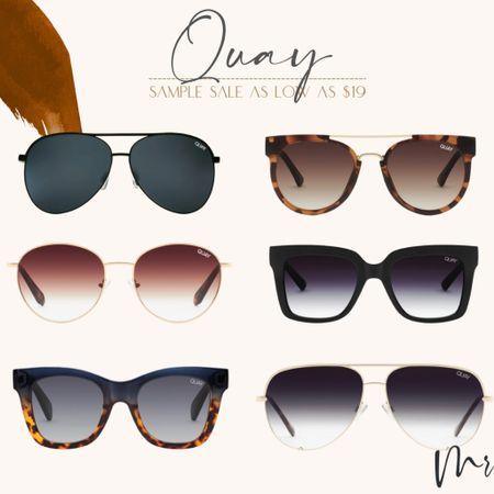#quay #sunglasses #under40 #under20 #quaysale  #LTKsalealert #LTKstyletip #LTKunder50