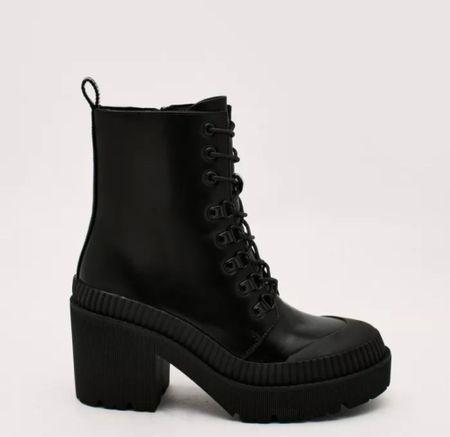 $35 black boots   #LTKsalealert #LTKshoecrush #LTKstyletip