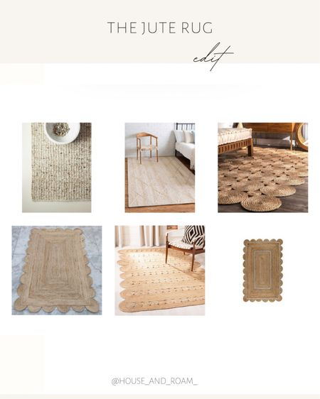 Jute rugs are durable and work great in almost any space. I love the overall organic feel they bring to a room. #juterug #rugs #neutralhome #neutralstyle http://liketk.it/39HZJ #liketkit @liketoknow.it #LTKstyletip #LTKunder100 #LTKhome @liketoknow.it.home @liketoknow.it.family Shop my daily looks by following me on the LIKEtoKNOW.it shopping app
