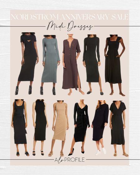Nordstrom anniversary sale dresses   #LTKsalealert
