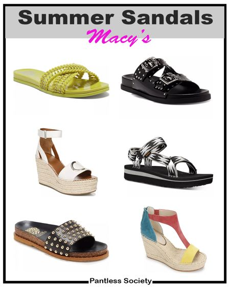 Summer sandal sale. Complete your summer look with a new pair of shoes! Looks amazing with your summer maxi dress. On sale now! Stock up for next year or your next beach vacation!  #LTKshoecrush #LTKunder100 #LTKstyletip