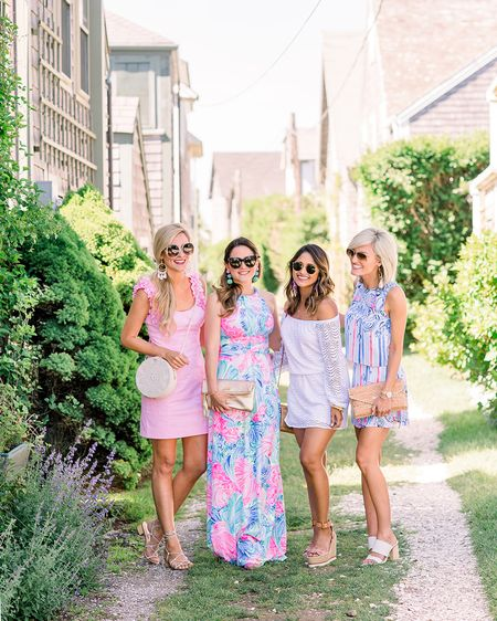 The four the merrier 🎀 Hard to believe our time on Nantucket is coming to a close, but beyond grateful for these amazing women. It was so fantastic to spend the past few days with them and the teams from @lillypulitzer and @whiteelephantnantucket! Find outfit details through my profile link and via the @liketoknow.it apphttp://liketk.it/2w8d3 #liketkit #SummerinLilly #ThatNantucketFeeling #LillyPulitzer #WhiteElephant 📷: @rebeccalovephotography