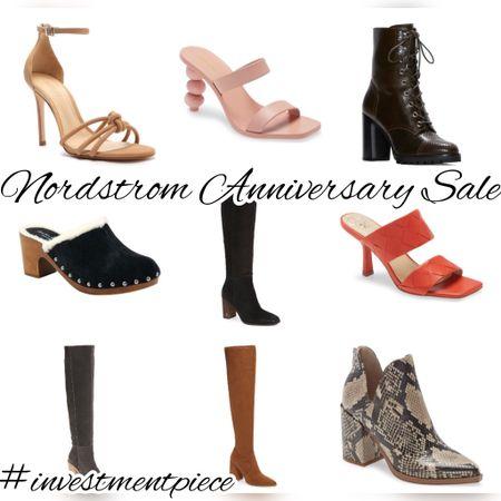 Heels that are must haves for fall @nordstrom #anniversarysale #investmentpiece   #LTKstyletip #LTKshoecrush #LTKunder100