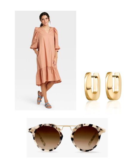 http://liketk.it/3eLQe yesterday's dress and sunnies are linked here! Easy spring outfit. #liketkit #LTKstyletip @liketoknow.it Shop my daily looks by following me on the LIKEtoKNOW.it shopping app