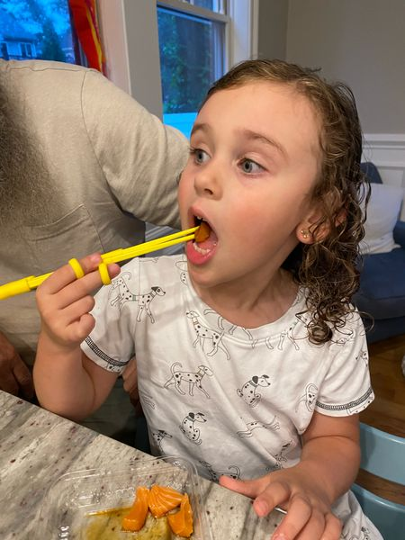 Chop sticks holder 🥰  #LTKkids #LTKbacktoschool #LTKfamily