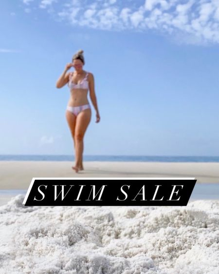It's that time!! 👙🛍 My fave swim suits are on major sale!! Additional 60% off sale items with Code: FALLISH http://liketk.it/2VtoV #liketkit @liketoknow.it