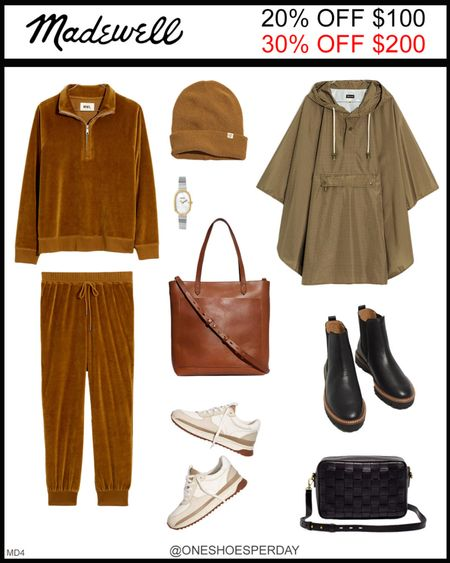 MADEWELL Fall Outfits  20% OFF $100 30% OFF $200 Use Code: GOSPREE Ends October 18        http://liketk.it/3pRrm @liketoknow.it #liketkit #LTKGiftGuide #LTKSeasonal #LTKHoliday #LTKsalealert #LTKunder50 #LTKtravel #LTKworkwear #LTKshoecrush #LTKitbag #LTKunder100 #LTKFall #LTKGifts | Travel Outfits | Teacher Outfits | Back to School | Casual Business | Fall Outfits | Fall Fashion | Pumpkins| Pumpkin | Booties | Boots | Bodysuits | Halloween | Shackets | Plaid Shirts | Plaid Jackets | Activewear | White Sneakers | Sweater Dress | Fall Dresses | Sweater Vests | Cardigans | Sweaters | Faux Leather Pants | Faux Leather Jackets | Coats | Fleece | Jackets | Bags | Handbags | Crossbody Bags | Tote | Wedding Guest Dresses | Gifting | Gift Guide | Gift Ideas | Gift for Her | Mother in Law Gifts |