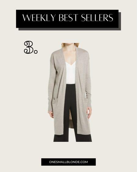 Under $80 taupe cardigan for fall 🍂🤍🍁  #LTKunder100 #LTKstyletip #LTKSeasonal