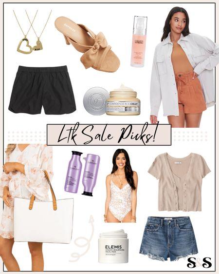 Ltk sale finds! Love all these options, everything is on sale🙌    #LTKunder100 #LTKsalealert #LTKDay