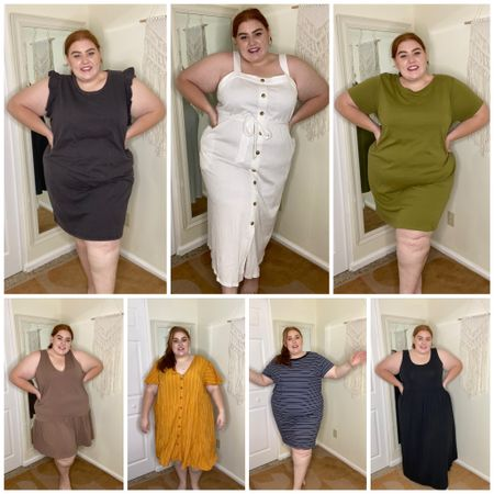 Obsessed with thes easy summer dresses from Target! http://liketk.it/3itYh #liketkit @liketoknow.it #LTKcurves #LTKstyletip #LTKunder50 #summerdresses #plussize