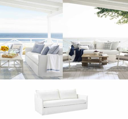 Outdoor living room is on-trend now, and particularly people  want to make it as sophisticated as indoors. Thanks to luxurious high-performance fabric, the dream now comes true. Everything  is 20% off with Code DIVIEIN.     #LTKhome #LTKsalealert