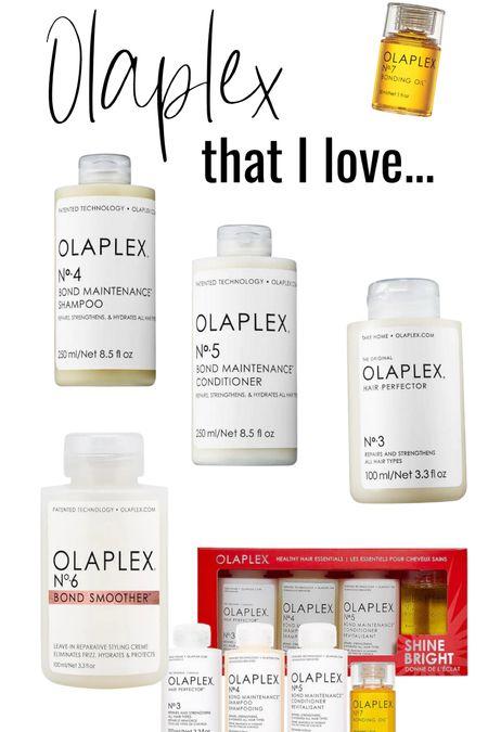 Olaplex products that I love!  #LTKunder100 #LTKbeauty