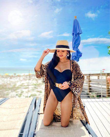 Black swimsuit http://liketk.it/3gDRJ #liketkit @liketoknow.it #LTKunder100