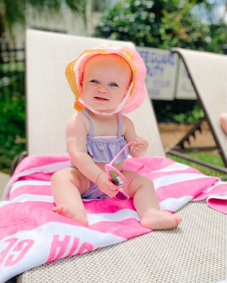 Outfit and baby beach essentials linked. http://liketk.it/3iBeU #liketkit @liketoknow.it