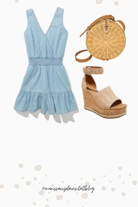 Perfect look for any summer casual occasion! http://liketk.it/3g4d8 #liketkit @liketoknow.it #LTKcurves #LTKsalealert #LTKstyletip