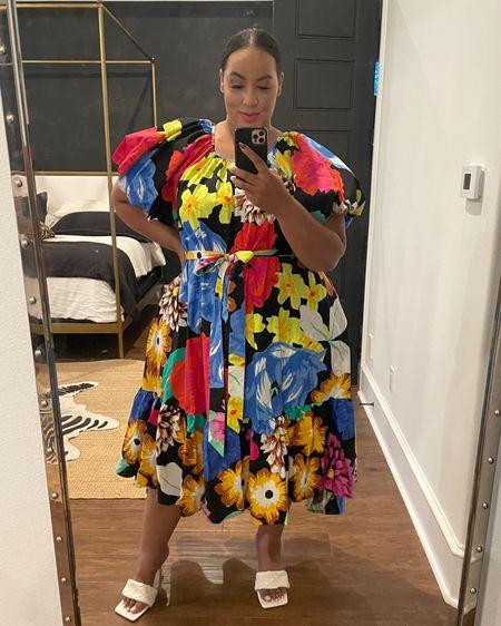 Target Dress, Christopher John Rogers, summer dress http://liketk.it/3ghSr @liketoknow.it #liketkit #LTKcurves