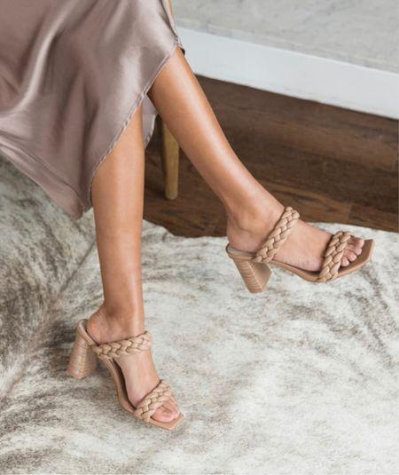 Dolce Vita Paily Sandals are back in Stock!   #LTKwedding #LTKSpringSale #LTKshoecrush