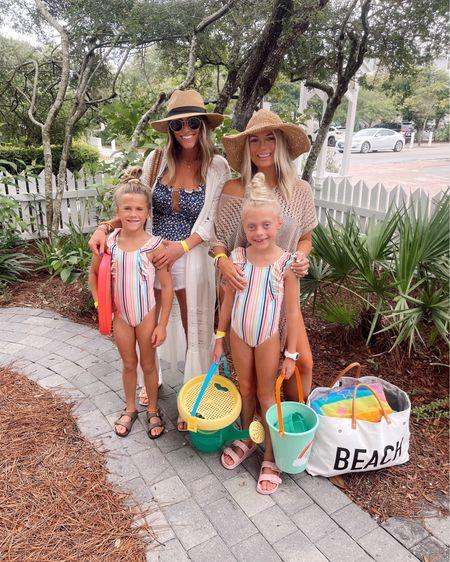 Vacation vibes. Swimsuits and coverups.    http://liketk.it/3k2jI @liketoknow.it #liketkit #LTKfamily #LTKkids #LTKtravel