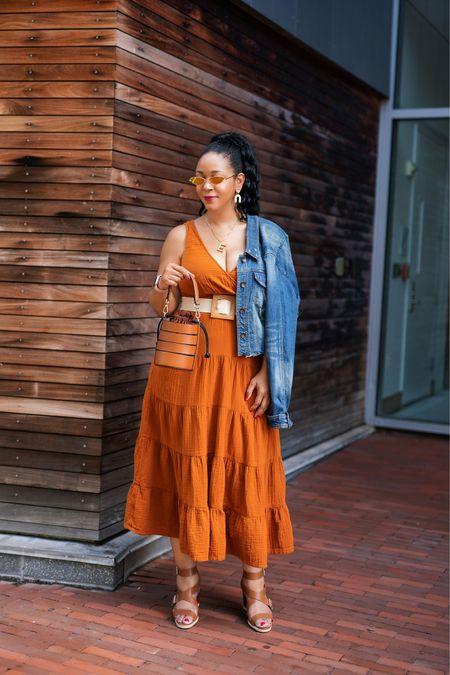 Pumpkin spice season  #whatshaute #ltkfall #ltkstyletip #blackstylebloggers #flyfashiondoll #ootdblackgirls #theeverygirl #bgki #dcbloggers #mystyle #blackbloggers #essencestyle #bloggerchic #stylemacarons #blackinfluencer #blackgirlswhoblog