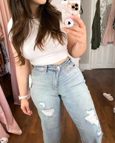 The $4 solution to a gapping waist band is even more amazing than I could ever imagine! Trust me, you NEED these!   http://liketk.it/3fgIY #liketkit @liketoknow.it #LTKcurves #LTKstyletip