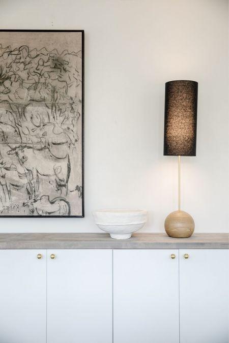 Home Decor, Decorative Bowl, Table Lamp, Art    #LTKhome