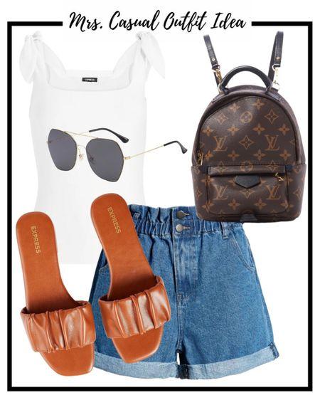 Outdoor summer event outfit idea   #LTKunder50 #LTKsalealert #LTKunder100