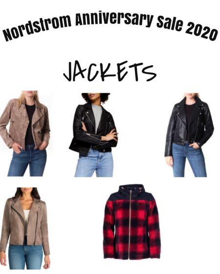 Nordstrom anniversary sale, nsale, leather jackets, faux leather jackets, fall leather jackets, fall fashion ootd, suede jacket, fall plaid, plaid jacket, jacket ootd, sale alert   @liketoknow.it.home @liketoknow.it.family #LTKsalealert #LTKstyletip #LTKunder100 @liketoknow.it http://liketk.it/2TGLn #liketkit