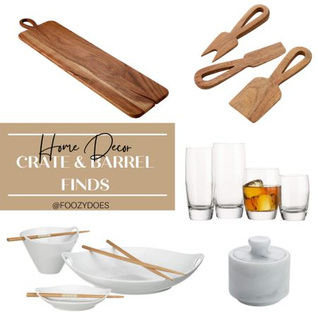 Get these great pieces for your kitchen from Crate & Barrel all under $50!    #LTKunder50 #LTKhome