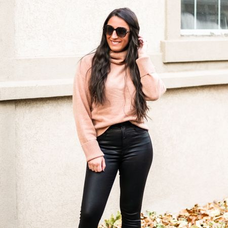 🎉New Blog Post for a Sale Alert!!🎉 Not only is it humpday, but one of my favorite retailers is having a store-wide Friends and Family Sale!🙌🏽 Insider members (free to register) get 50% off, and non-members get 30% off.✨ That means you can get my insanely soft sweater and coated jeans for 50% off through Monday!🖤 Check out my blog for even more of my favorite sale items!☺️ Happy shooing y'all!💕  You can instantly shop my looks by following me on the LIKEtoKNOW.it shopping app  http://liketk.it/2Zi76 @liketoknow.it #liketkit #LTKsalealert #LTKunder100 #LTKunder50