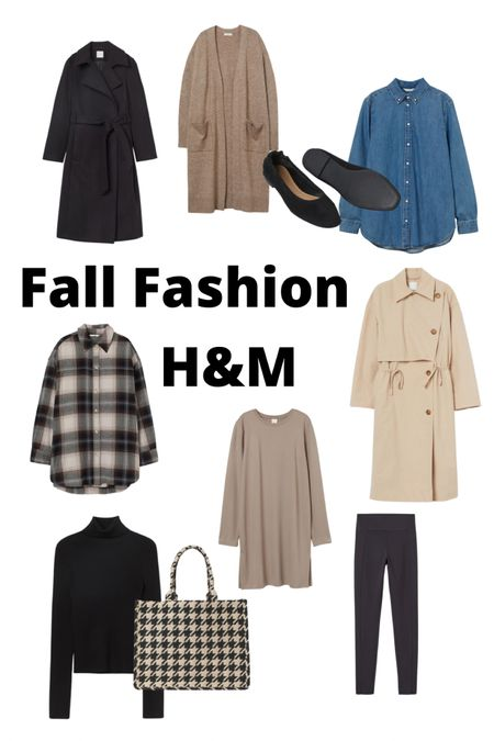 Trendy fashions at H & M at prices you can afford. #LTKFashion #LTKWomen #LTKStyle #LTKFall #FallFashion  #LTKworkwear