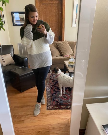 Cozy work from home outfit! @liketoknow.it http://liketk.it/2KALf #liketkit
