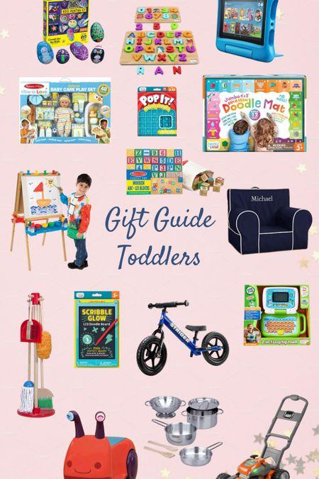 Gift Guide for Toddlers   http://liketk.it/32f55 @liketoknow.it #liketkit #LTKgiftspo #LTKfamily #LTKkids