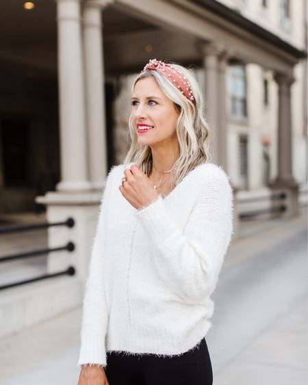 """Love this headband! Under $30 and comes in several colors. Mine is """"copper."""" http://liketk.it/2JXoz #liketkit @liketoknow.it #LTKunder50 #LTKstyletip #LTKspring #anthropologie"""