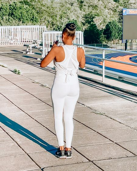 A little Lululemon for a fashionable + comfortable workout! The back view! #liketkit @liketoknow.it #LTKstyletip #LTKunder100 #LTKfit http://liketk.it/3euSO