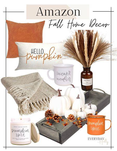Fall home decor • amazon home decor • fall decorations • fall pillows • fall mugs • pumpkin spice • pumpkins • amazon fall  Follow my shop on the @shop.LTK app to shop this post and get my exclusive app-only content!  #liketkit #LTKsalealert #LTKhome #LTKunder50 @shop.ltk http://liketk.it/3nJ5m  #LTKhome #LTKSeasonal #LTKHoliday