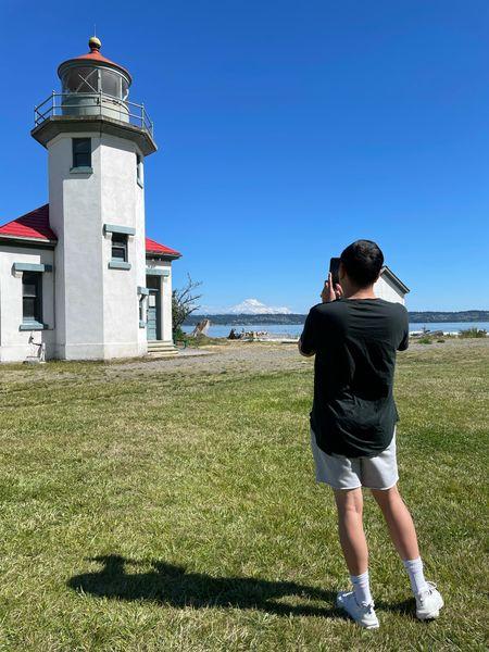 Lighthouse Tours with Bae  #LTKtravel #LTKmens #LTKshoecrush