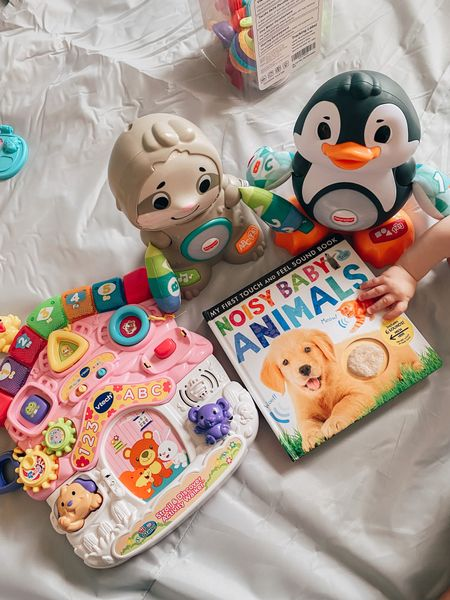 Baby toys Christmas gift ideas Holiday gift ideas Toys for kids Toys Baby must haves 10 month old toys Infant toys   #LTKfamily #LTKHoliday #LTKkids