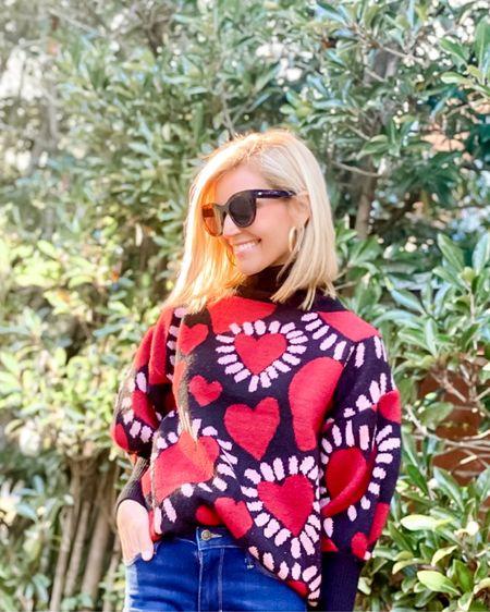 I wear my ❤️ on my sleeve! http://liketk.it/35Aye #liketkit @liketoknow.it #LTKstyletip #LTKNewYear You can instantly shop my looks by following me on the LIKEtoKNOW.it shopping app #LTKSeasonal #LTKVDay
