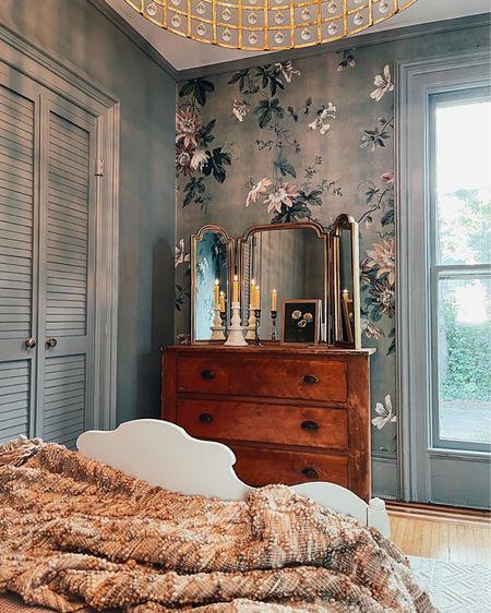 Creating nostalgic bedrooms with Anthro   #LTKhome #LTKstyletip #LTKbeauty