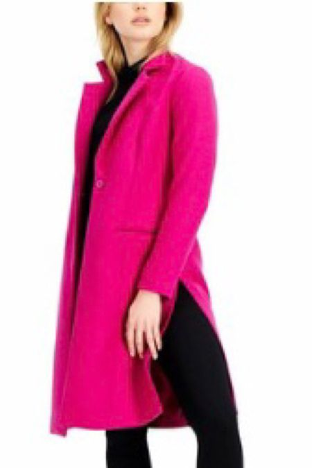 The Long Winter Wool Coats are  all the hot looks for this winter. All on sale and versatile for monochrome looks.    Follow me on the LIKEtoKNOW.it shopping app to get the product details for this look and others @liketoknow.it #liketkit #LTKstyletip #LTKsalealert #LTKfamily http://liketk.it/36DfF