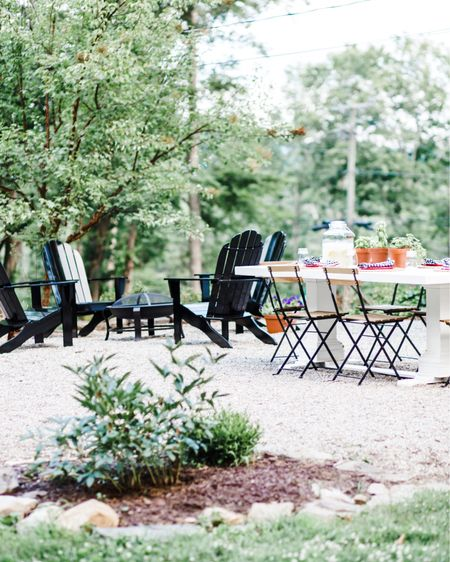 Outdoor sitting area #ad http://liketk.it/3iN1q  #liketkit @liketoknow.it  #WalmartHome @walmart