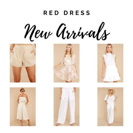 Summer Styles, sets, white outfits http://liketk.it/3hUHL #liketkit @liketoknow.it #LTKunder100 #LTKtravel #LTKfit
