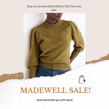 Major Madewell sale! @liketoknow.it #liketkit #LTKsalealert #madewell #LTKunder50 #LTKunder100 #fallfashion http://liketk.it/2Whh2
